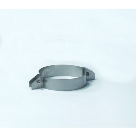 Stainless Steel Chimney Liner Top Support Clamp