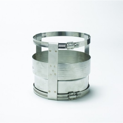Stainless Steel Chimney Liner EZ Coupler