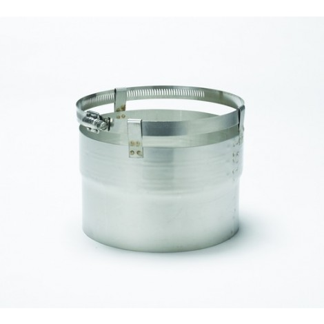 Stainless Steel Chimney Liner Stove Adapter