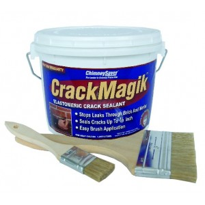 Crack Magic Crack Sealant (Half Gallon)